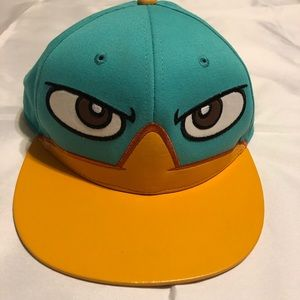 Disney Phineas and Ferb Perry The Platypus NWOT